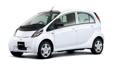 三菱自動車 i-MiEV(アイミーヴ)